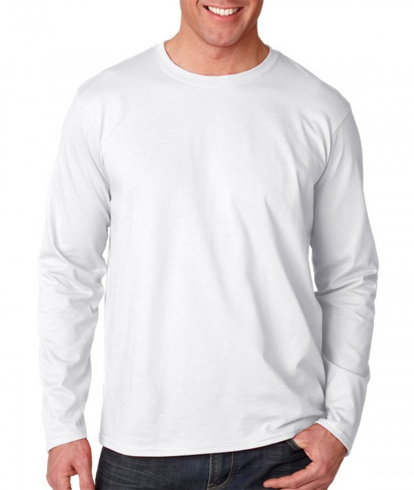 Gildan® Ultra Cotton®  Adult Long Sleeve T-Shirt Style: g240