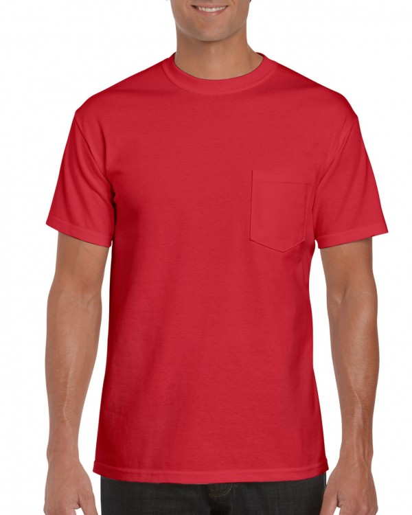 Gildan® Ultra Cotton®  Adult T-Shirt with Pocket Style: 2300