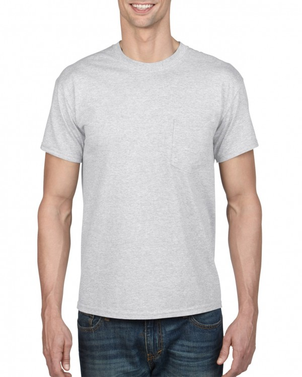 Gildan® DryBlend®  Adult T-Shirt with Pocket Style: 8300