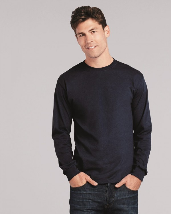 Gildan® DryBlend®  Adult Long Sleeve T-Shirt Style: 8400