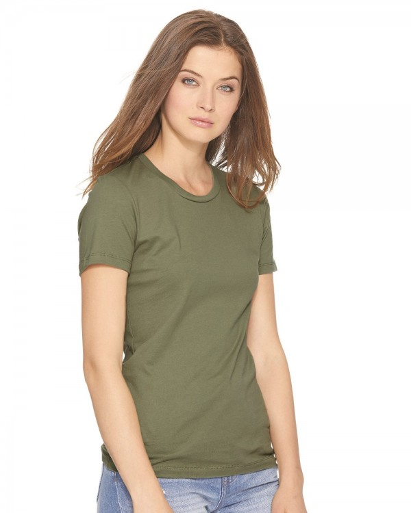 Next Level Women's The Boyfriend Tee - Style: 3900