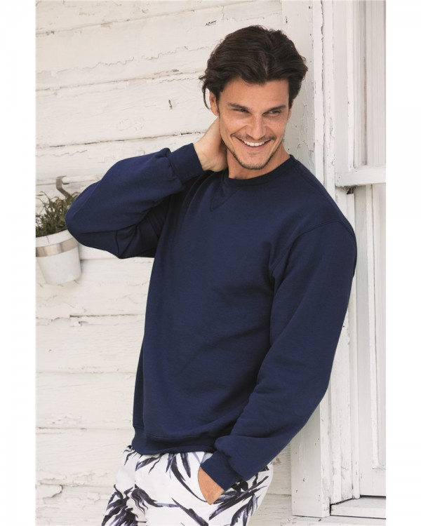 Fruit of the Loom  Soft Spun Crewneck Sweatshirt - Style: SF72R