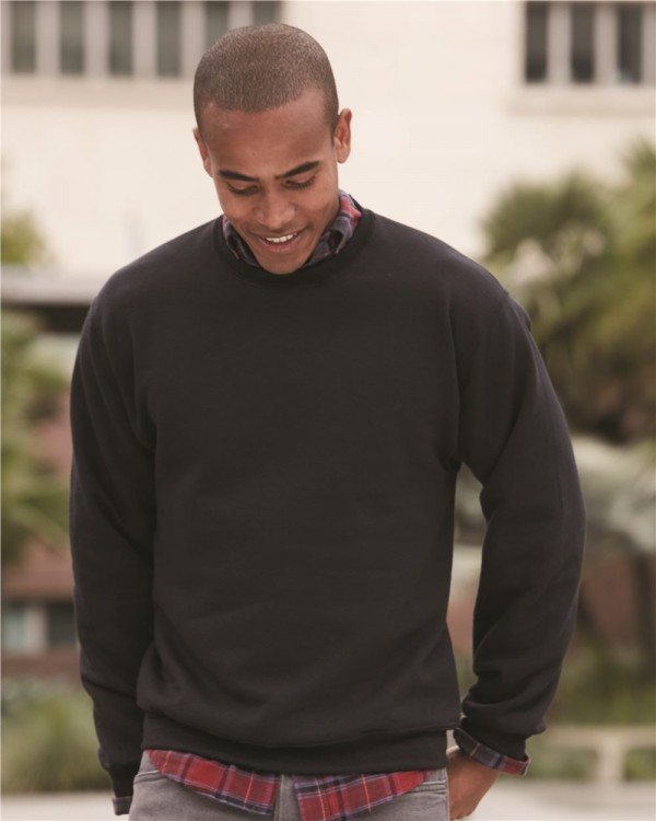 Jerzees Super Sweats® NuBlend® Sweatshirt - Style: 4662MR