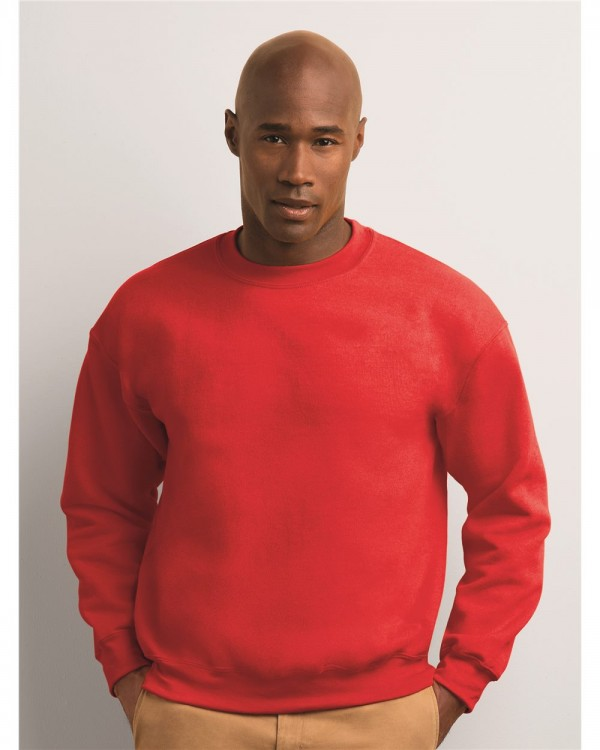 Gildan® DryBlend®  Adult Crewneck Sweatshirt Style: 12000