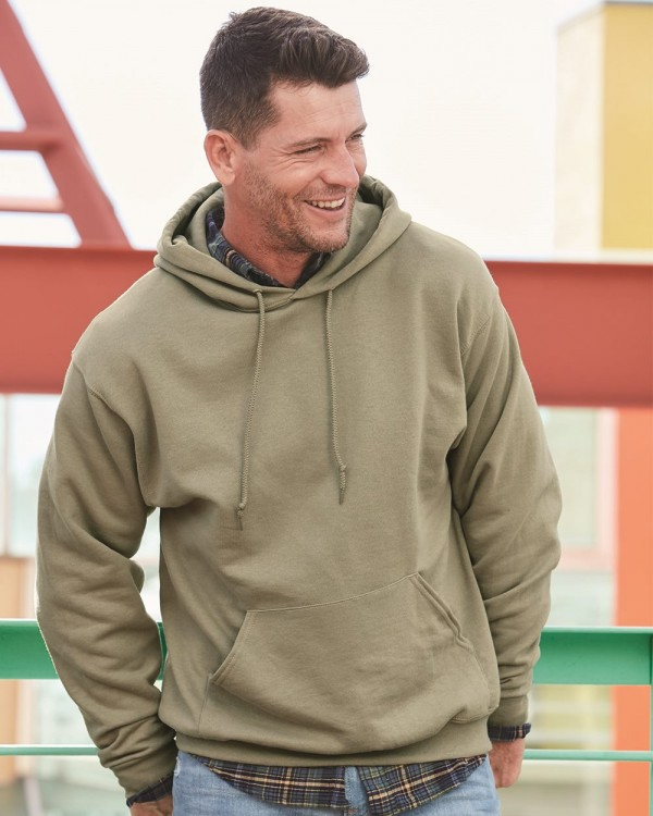 Jerzees NuBlend® Hooded Sweatshirt - Style: 996MR