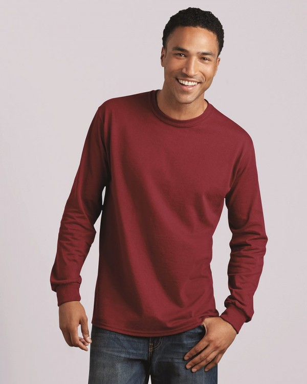 Gildan® Heavy Cotton™  Adult Long Sleeve T-Shirt Style: 5400